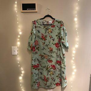 🌻 asos shift dress